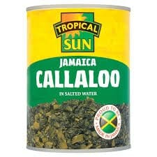 callaloo Jamaica Tobago vegetable