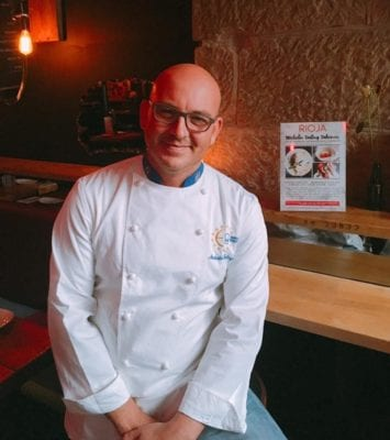 Rioja Finnieston Glasgow Michelin Star