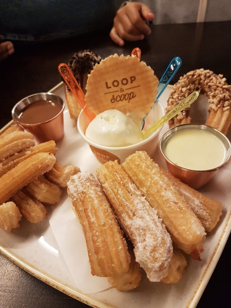 Review: Loop and Scoop, Great Western Road, Glasgow