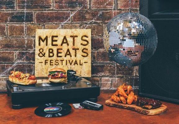 Meats & Beats festival, Edinburgh