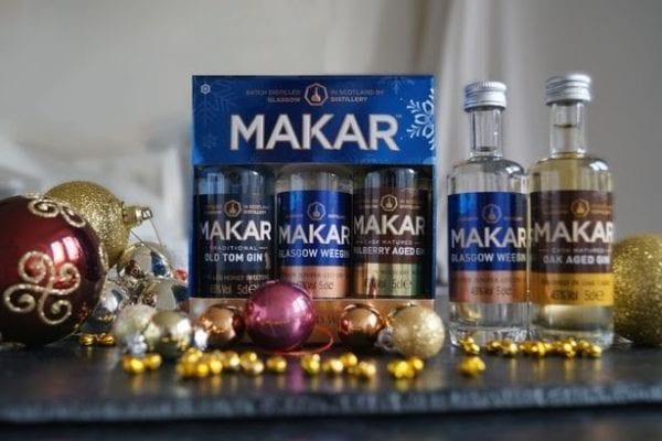 Foodie Explorers Christmas countdown MAKAR Gin