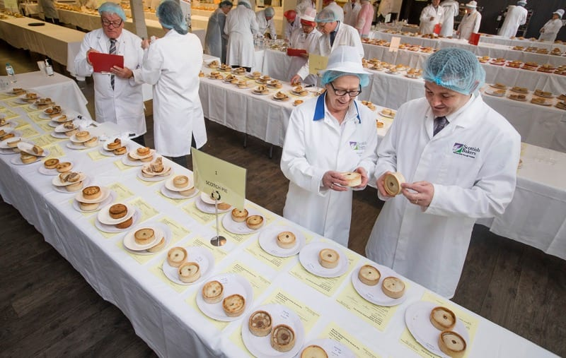 Shortlist of the World Championship Scotch Pie Awards 2018 Released