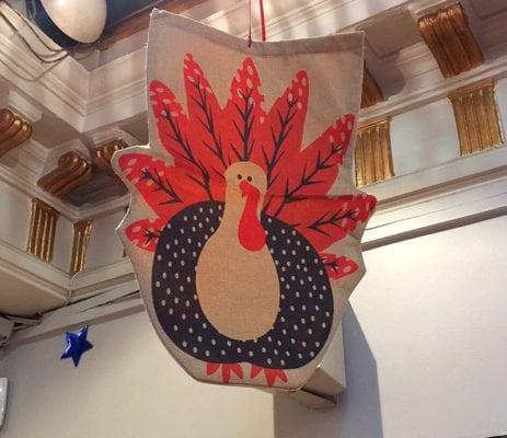 Ad lib Glasgow Thanksgiving