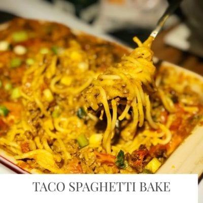 taco bolognese recipe simple easy