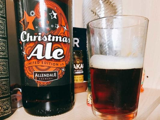 Allendale Christmas Ale