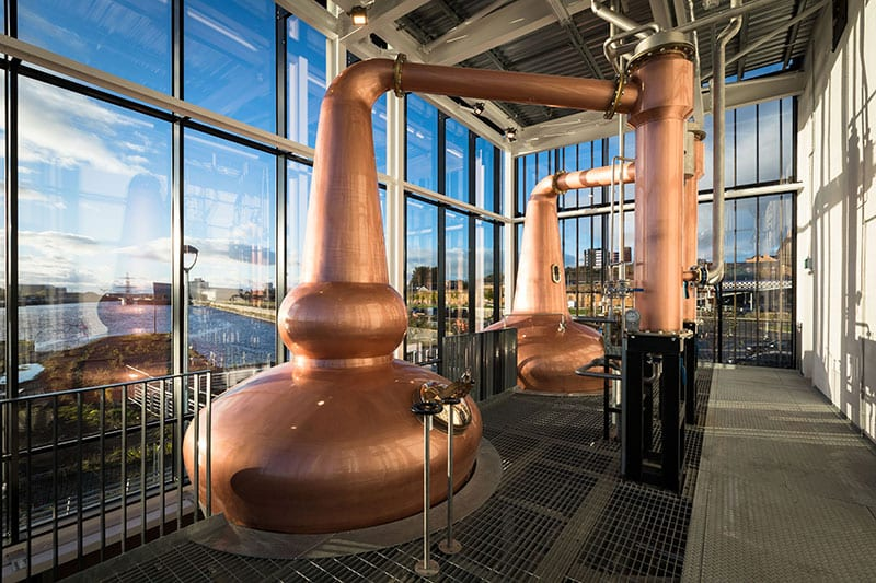 Free tours of The Clydeside Distillery for International Scotch Day