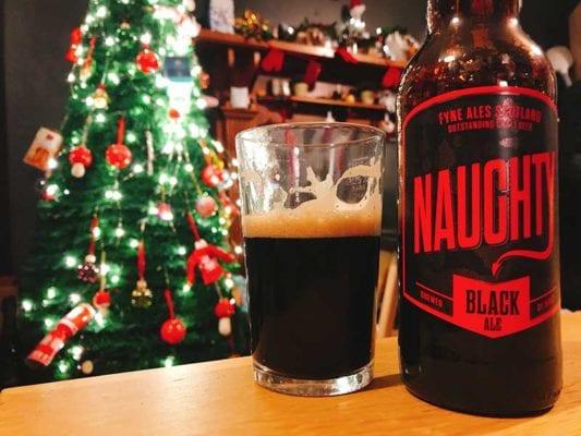 Fyne Ales - Naughty black ale