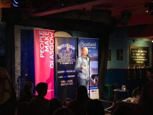 Whyte and Mackay Glasgow International Comedy Festival