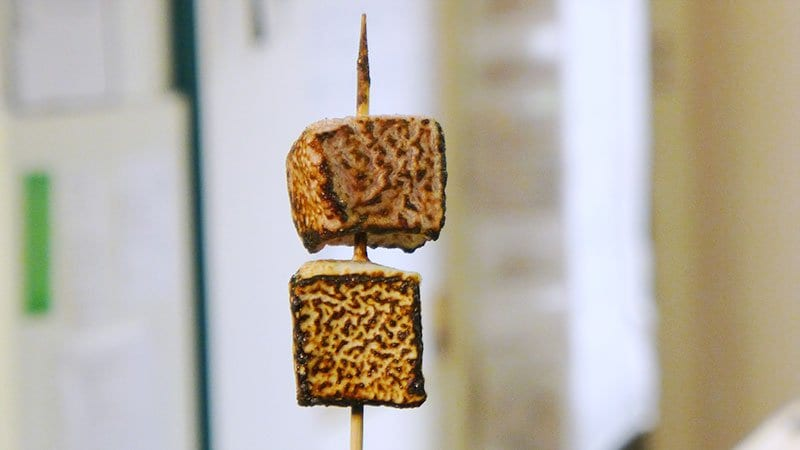 Edinburgh Food Safari - The Marshmallow Lady