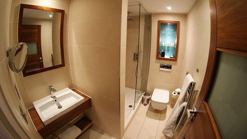 Superbreak Hotel Indigo, York Place, bathroom