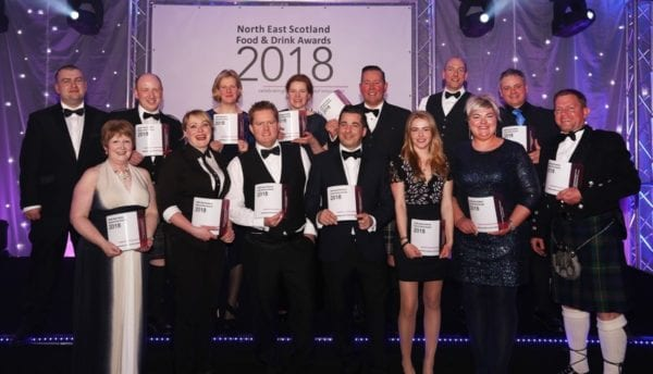 North east scotland food and drink awards