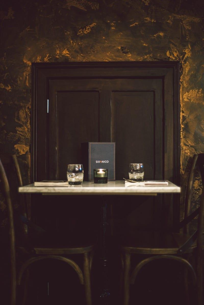 News: A look inside Six by Nico Edinburgh