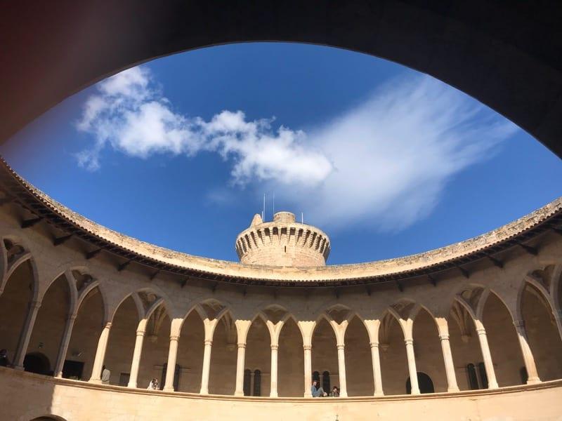Palma Bellver Castle