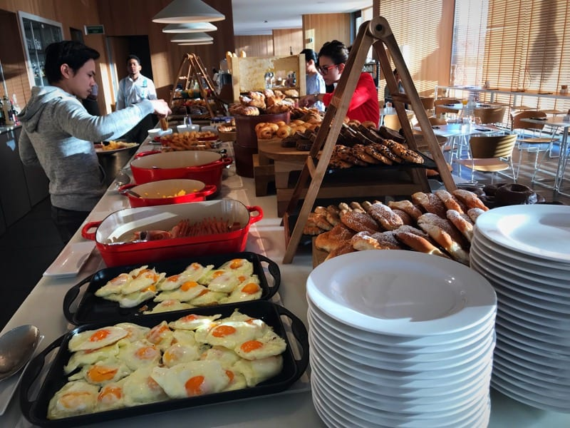 Melia Palma Bay Mallorca hotel review foodie explorers blog