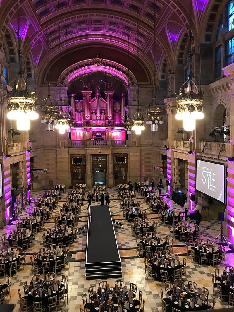 Scottish Style Awards 2018 kelvingrove