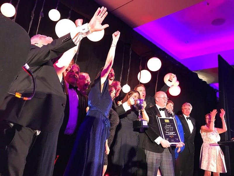 Scottish hotel awards winners trump Turnberry