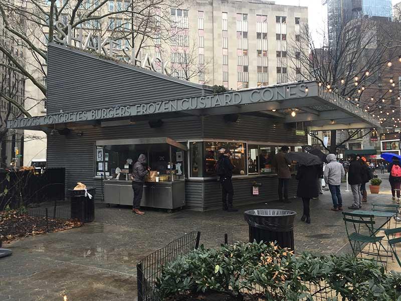 Food review: Shake Shack, Madison Square Park, New York