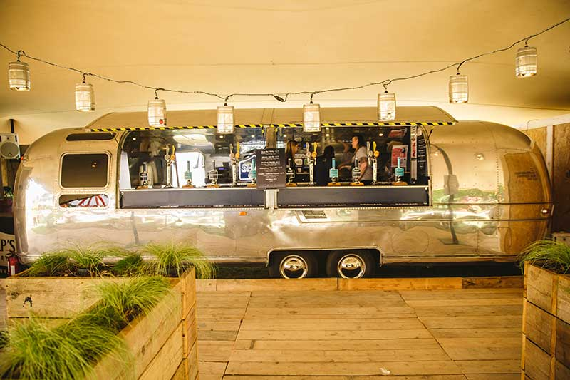 Sharp's Brewery - mobile bar