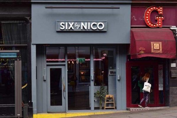 Food review: Six by Nico Edinburgh