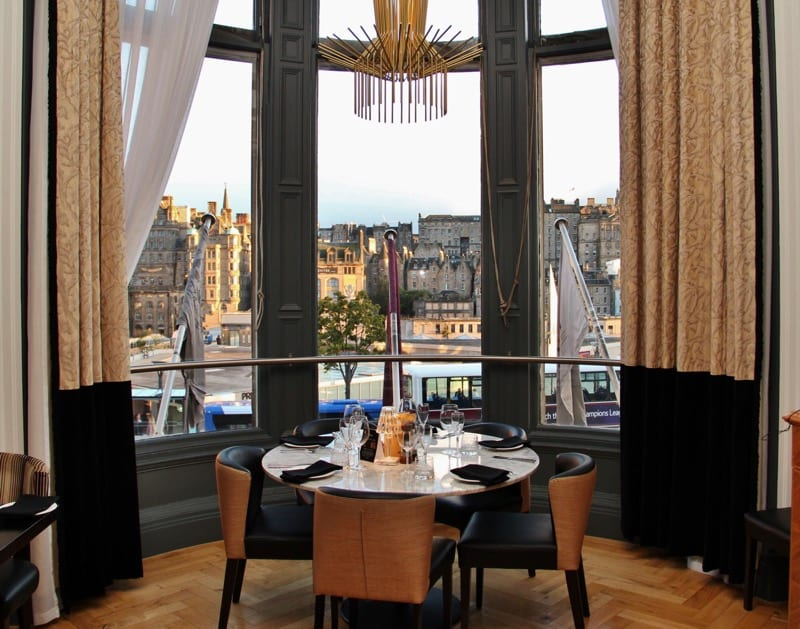 Foodie Explorers twenty Princes street Edinburgh