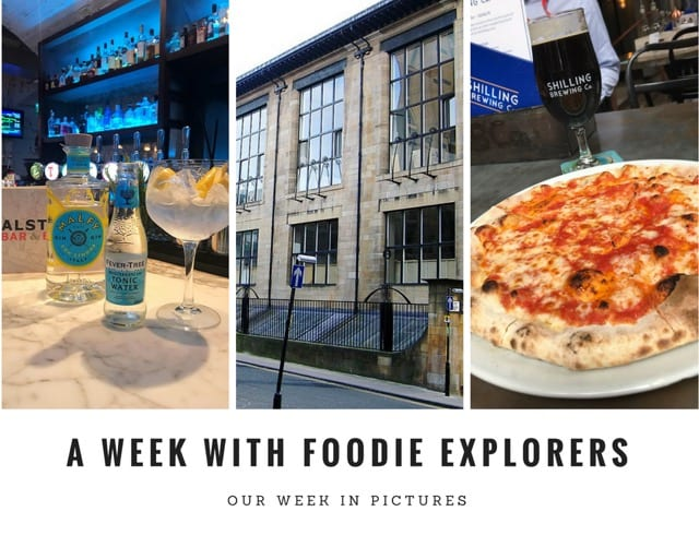 A week in pictures with Foodie Explorers