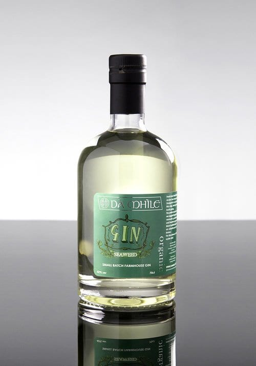 seaweed gin world gin day