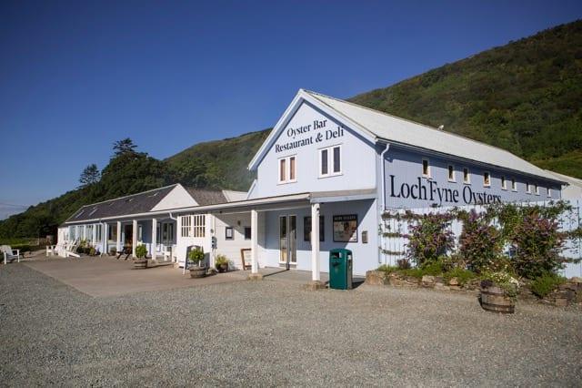 loch fyne oyster bar and restaurant