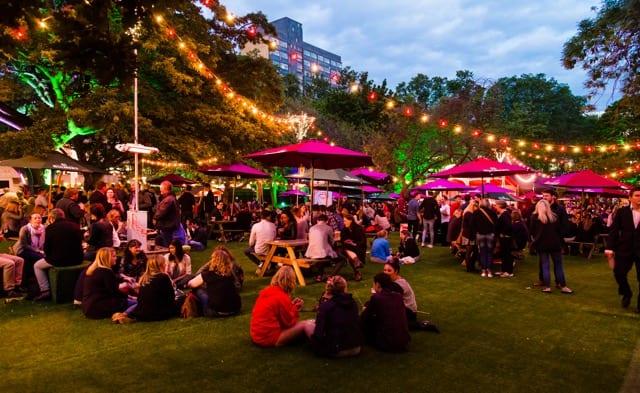 Edinburgh Food Festival 2018