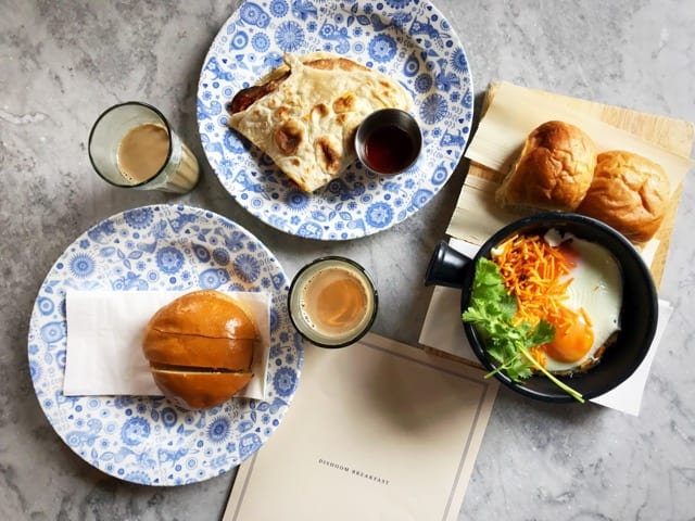 Food Review: Breakfast at Dishoom, Edinburgh