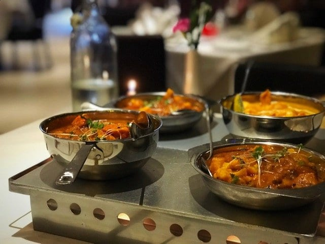 Food Review: Radhuni, Loanhead