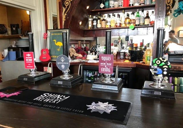 Dreadnought Leith pub