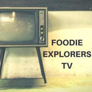 Foodie Explorers tv Glasgow food blog