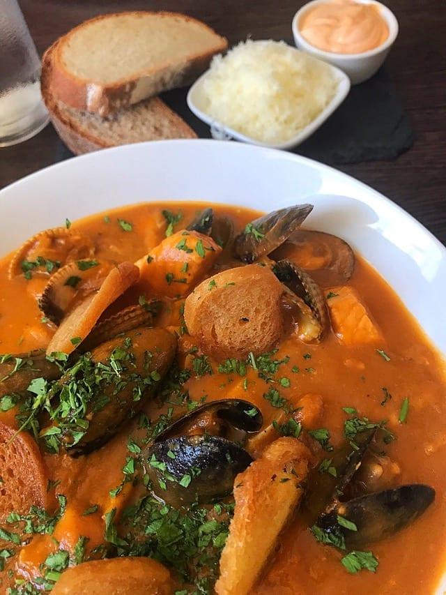 Food: Samphire, Inveraray