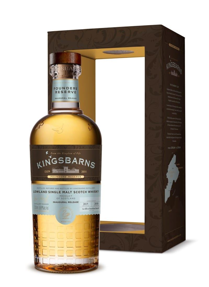 Kingsbarns distillery first single malt whisky