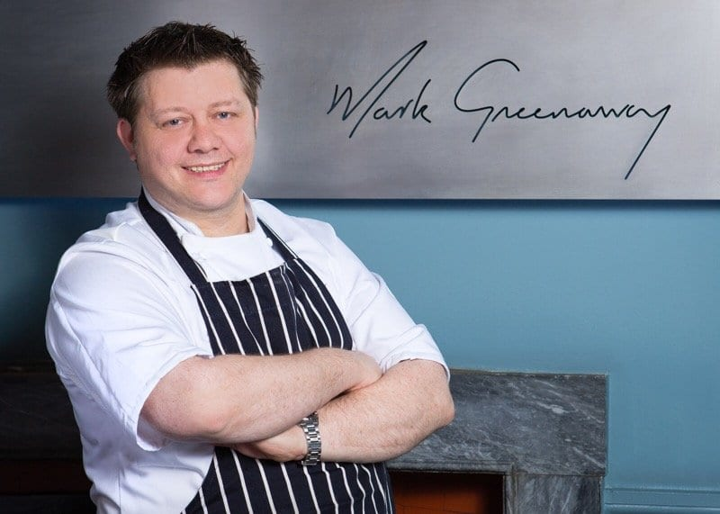 News: Changes at Restaurant Mark Greenaway