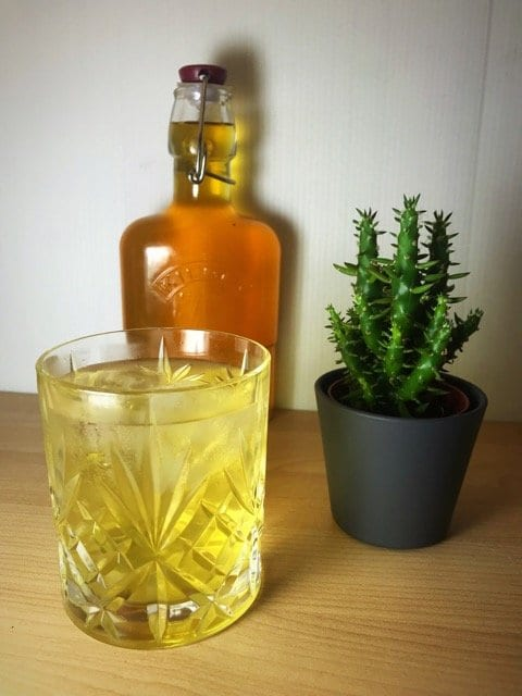 Recipe: Sekanjabin – refreshing soft drink