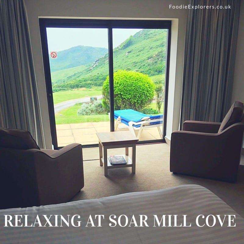 Soar Mill cove cornwall staycation foodiemoon honeymoon