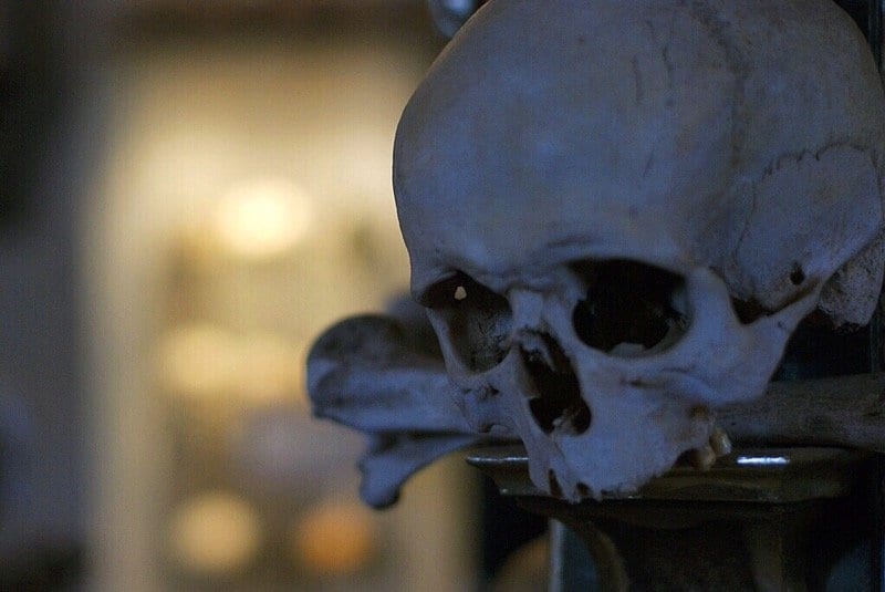 Travel: The Ossuary (Bone Church) at Sedlec, Kutna Hora
