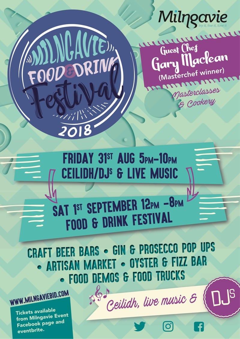 Milngavie food and drink festival