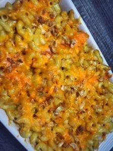 Homepride smoky Mac and cheese pasta bake sauce review