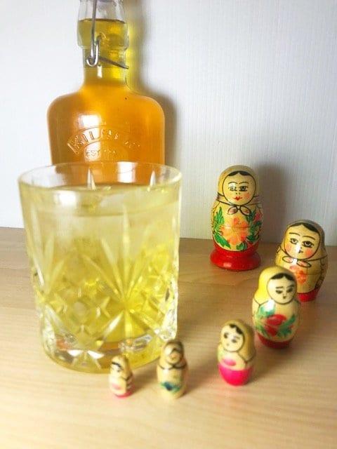 Sekanjabin Persian drink recipe
