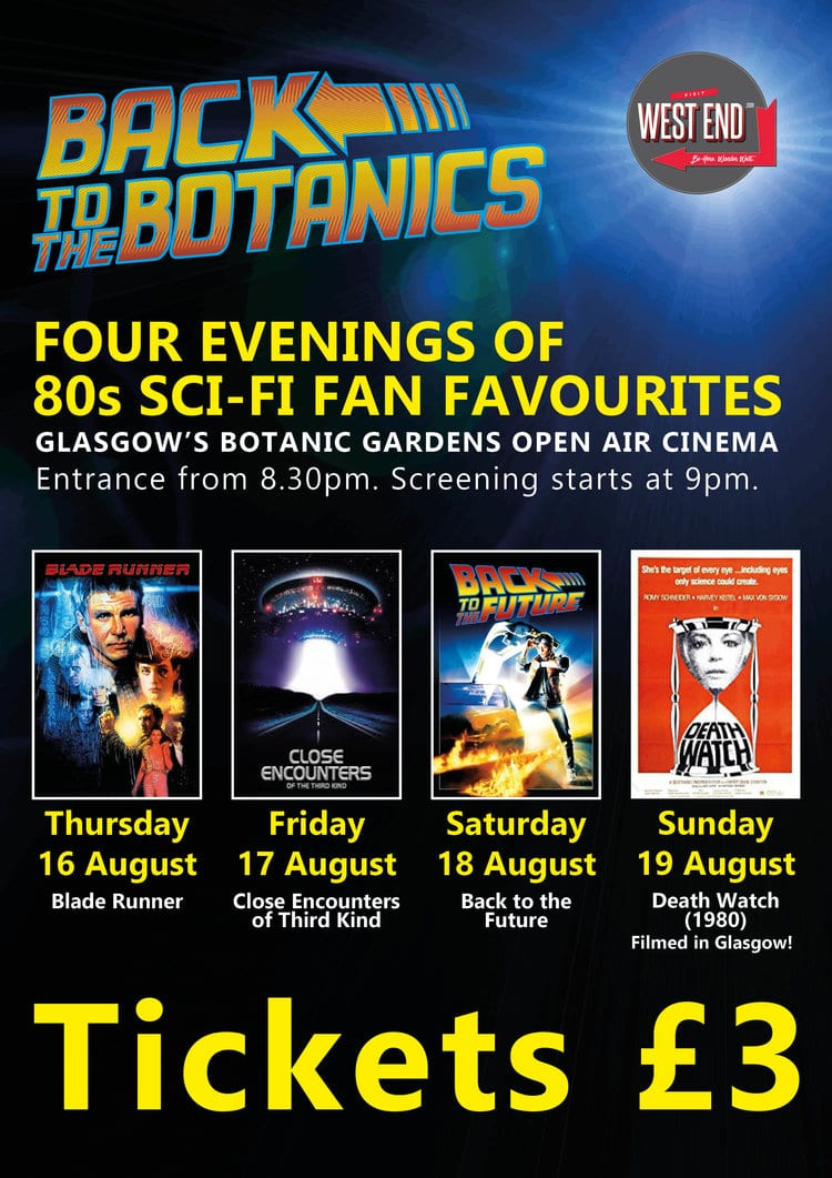 glasgow back to the botanics cinema