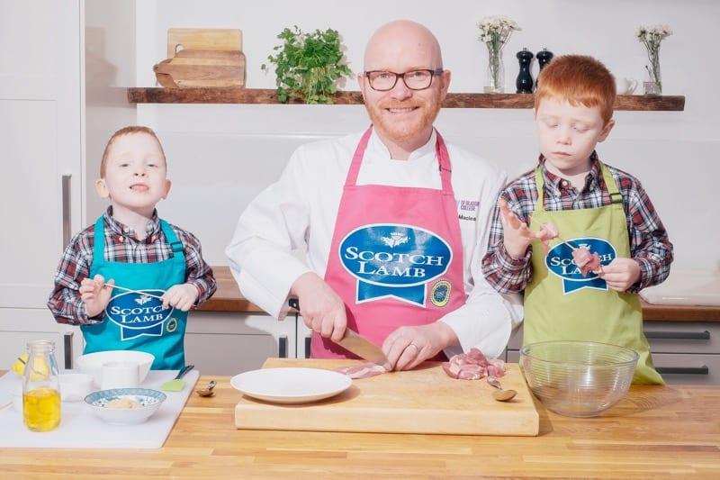 Gary Maclean helps combat mealtime monotony