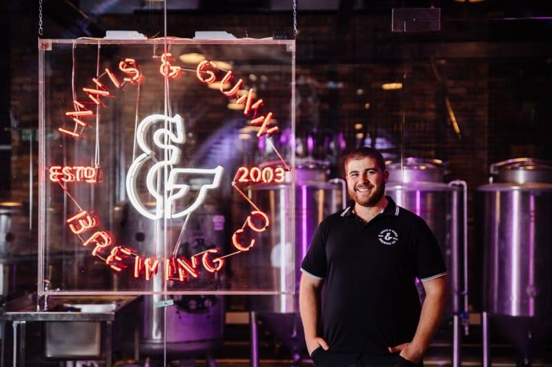News: Innis and Gunn bar launches