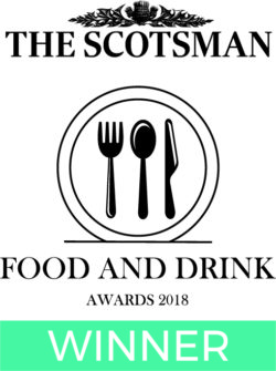 the scotsman food and drink awards winner