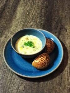 Cullen skink soup recipe