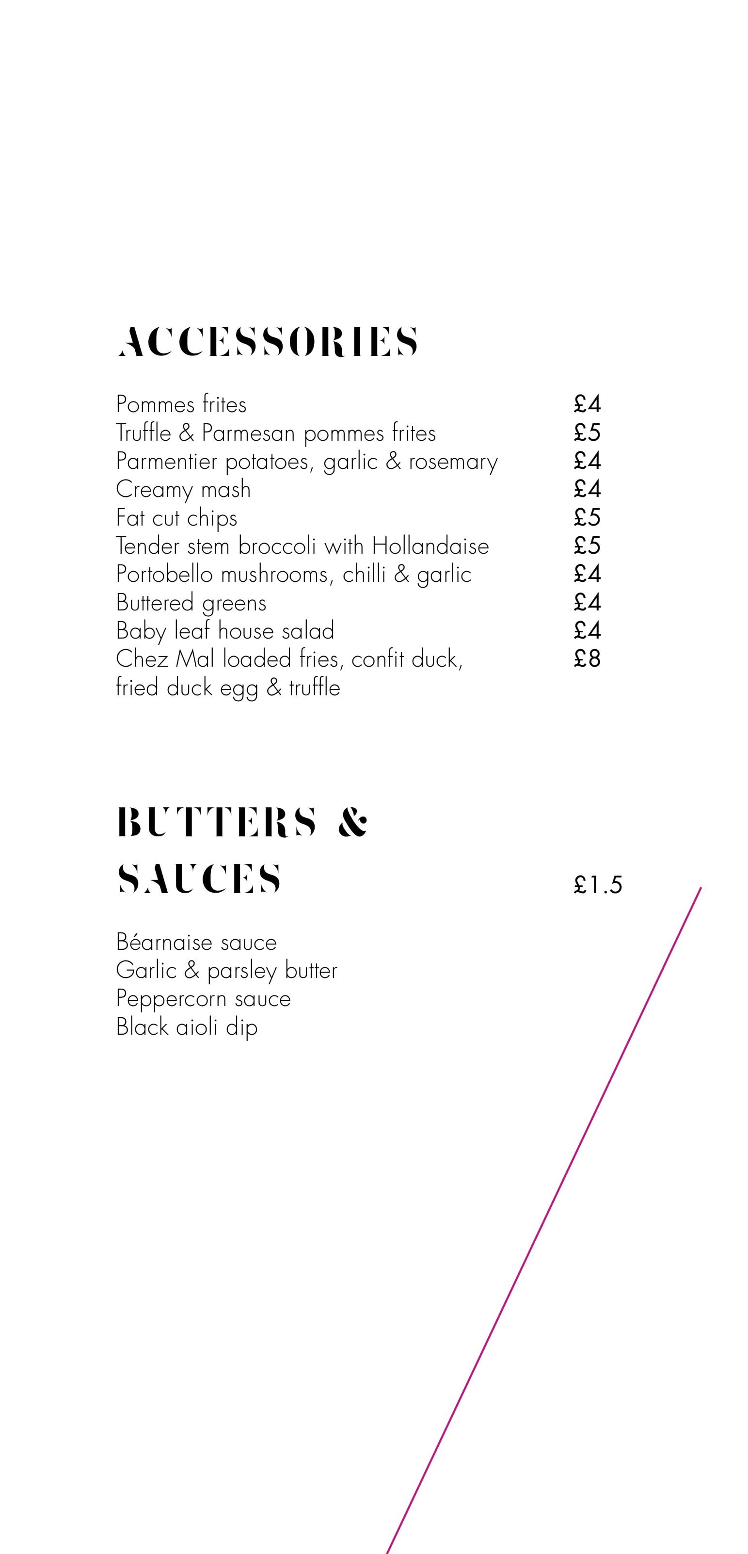glasgow Malmaison autumn menu