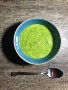 Recipe vegan kale soup