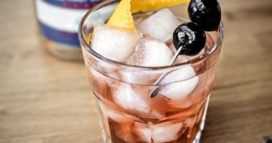 Glen moray Elgin Classic old fashioned cocktail Recipe