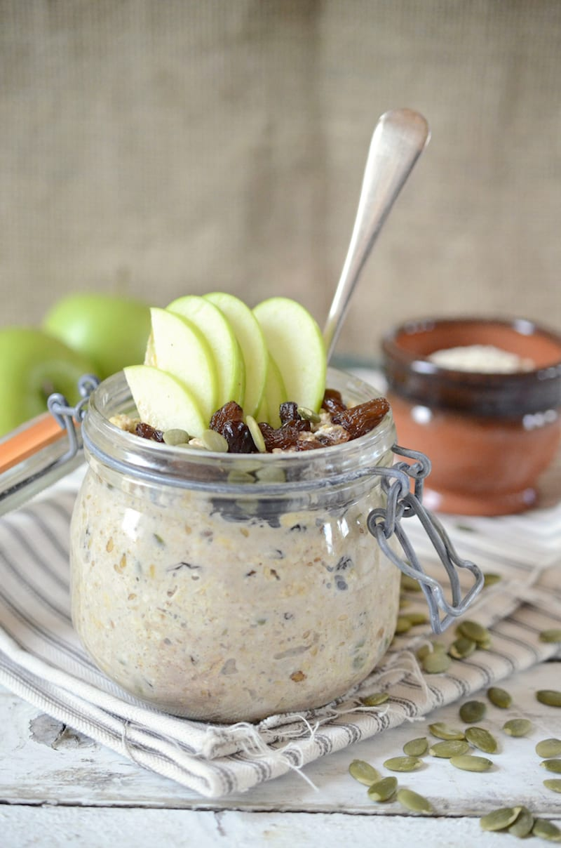 Recipe: Three Sisters Bake Overnight Oats